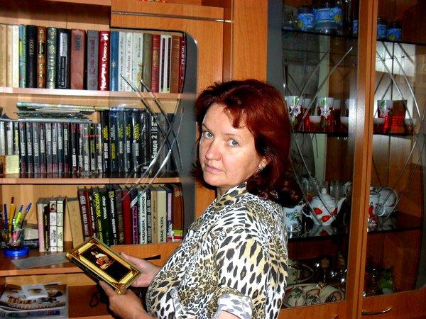 Валя Бондарева