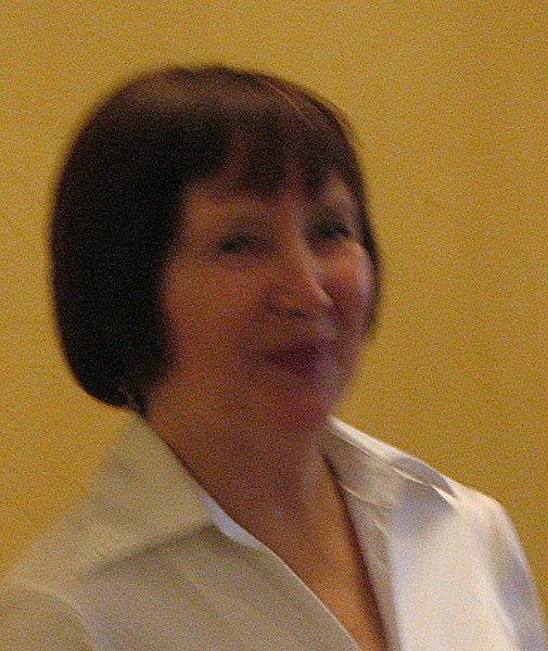 Роза Хазеева