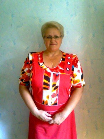 Галина Кирчанова