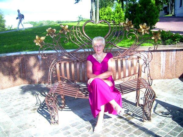 Людмила Орещенко