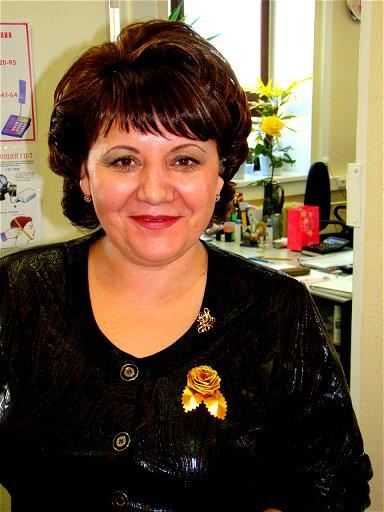 Лариса Чурбанова