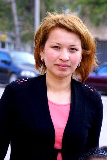Элиза Чомоева