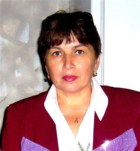 Галина Моисеева