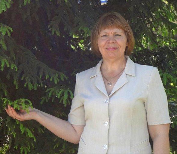 Наталья Гламаздина