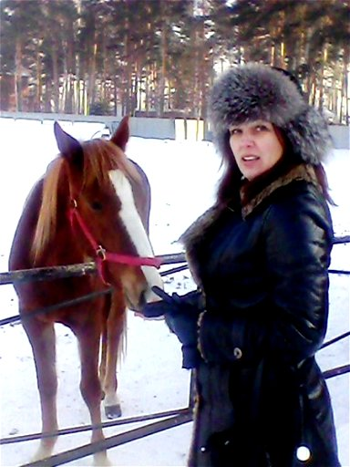 Лариса Ковалева