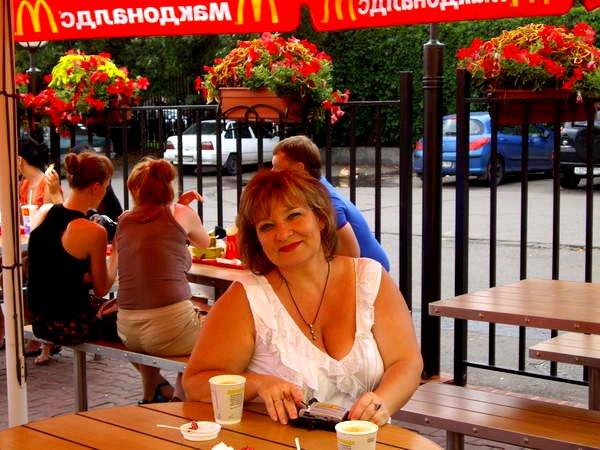 Таня Ежова